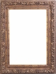 20 X 24 Picture Frames - Gold Ornate Picture Frames - Frame Style #344 - 20 X 24