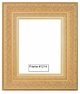 Picture Frames - Oil Paintings & Watercolors - Frame Style #1214 - 24X30 - Traditional Gold