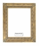 Picture Frames - Oil Paintings & Watercolors - Frame Style #1222 - 24X30 - Antique Gold