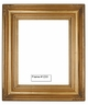 Picture Frames - Oil Paintings & Watercolors - Frame Style #1233 - 24X30 - Traditional Gold