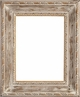 Picture Frames 24 x 30 - Silver Picture Frames - Frame Style #423 - 24 x 30