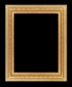 Art - Picture Frames - Oil Paintings & Watercolors - Frame Style #641 - 24x30 - Light Gold - Ornate Frames
