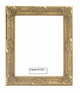 Picture Frames - Oil Paintings & Watercolors - Frame Style #1223 - 24X36 - Dark Gold