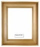 Picture Frames - Oil Paintings & Watercolors - Frame Style #1235 - 24X36 - Traditional Gold