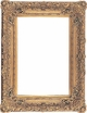 Picture Frames 24x36 - Ornate Gold Picture Frame - Frame Style #313 - 24x36