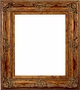 "24"" X 36"" Picture Frames - Gold Picture Frames - Frame Style #383 - 24""X36"""
