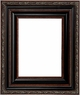 "Picture Frames 24""x36"" - Black & Gold Picture Frame - Frame Style #397 - 24x36"