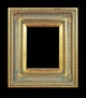 Art - Picture Frames - Oil Paintings & Watercolors - Frame Style #607 - 24x36 - Antique Gold - Ornate Frames