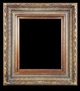 Art - Picture Frames - Oil Paintings & Watercolors - Frame Style #611 - 24x36 - Antique Gold - Ornate Frames
