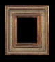 Art - Picture Frames - Oil Paintings & Watercolors - Frame Style #632 - 24x36 - Dark Gold - Ornate Frames