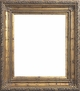 "Picture Frames 24"" x 48"" - Gold Picture Frame - Frame Style #343 - 24"" x 48"""