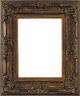 """Picture Frames 30"""" x 30"""" - Gold Picture Frame - Frame Style #388 - 30x30"""