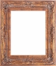 30 X 40 Picture Frames - Gold Frames - Frame Style #387 - 30 X 40