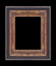 Art - Picture Frames - Oil Paintings & Watercolors - Frame Style #631 - 30x40 - Dark Gold - Ornate Frames