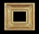 Art - Picture Frames - Oil Paintings & Watercolors - Frame Style #639 - 30x40 - Light Gold - Gold  Frames