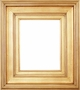 36 X 36 Picture Frames - Gold Picture Frames - Frame Style #319 - 36 X 36