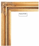 Picture Frames - Oil Paintings & Watercolors - Frame Style #1205 - 36X48 - Traditional Gold
