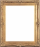 Picture Frames 36 x 48 - Gold Picture Frame - Frame Style #325 - 36x48