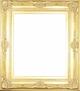 "Picture Frames 36""x48"" - Gold Picture Frames - Frame Style #337 - 36 x 48"
