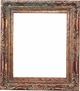 "Picture Frames 36 x 48 - Gold Picture Frames - Frame Style #385 - 36""x48"""