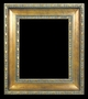 Art - Picture Frames - Oil Paintings & Watercolors - Frame Style #606 - 36x48 - Antique Gold - Gold  Frames