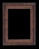 Art - Picture Frames - Oil Paintings & Watercolors - Frame Style #628 - 36x48 - Dark Gold - Gold  Frames
