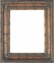 "Picture Frames 40""x40"" - Gold Picture Frames - Frame Style #375 - 40 x 40"