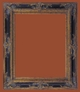 "48X48 Picture Frames - Ornate Black & Gold Picture Frames - Frame Style #398 - 48""X48"""
