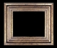 Art - Picture Frames - Oil Paintings & Watercolors - Frame Style #604 - 48x72 - Antique Gold - Gold  Frames