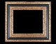 Art - Picture Frames - Oil Paintings & Watercolors - Frame Style #619 - 48x72 - Black & Gold - Black & Gold Frames
