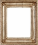 "Picture Frames 48"" x 72"" - Silver Picture Frame - Frame Style #417 - 48"" x 72"""