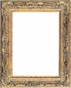 5X7 Picture Frames - Gold Frame - Frame Style #324 - 5X7