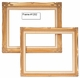 Picture Frames - Oil Paintings & Watercolors - Frame Style #1202 - 8X10 - Traditional Gold
