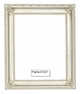 Picture Frames - Oil Paintings & Watercolors - Frame Style #1221 - 8X10 - Silver