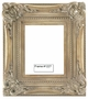 Picture Frames - Oil Paintings & Watercolors - Frame Style #1227 - 8X10 - Silver