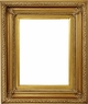 8 X 10 Picture Frames - Gold Frame - Frame Style #317 - 8X10