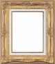 "8"" X 10"" Picture Frames - Gold Picture Frames - Frame Style #326 - 8 X 10"