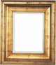 "Picture Frames 8""x10"" - Gold Picture Frames - Frame Style #354 - 8 x 10"