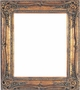 "8 X 10 Picture Frames - Gold Frame - Frame Style #366 - 8"" X 10"""