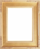 "Picture Frames 9x12 - Gold Picture Frame - Frame Style #331 - 9"" x 12"""