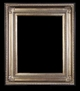 Art - Picture Frames - Oil Paintings & Watercolors - Frame Style #650 - 9x12 - Silver - Ornate Frames