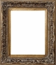 Wall Mirrors - Mirror Style #372 - 11X14 - Dark Gold