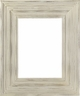Wall Mirrors - Mirror Style #422 - 11X14 - White Wash