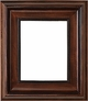 Wall Mirrors - Mirror Style #425 - 11X14 - Traditional Wood