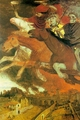 Art - Oil Paintings - Masterpiece #3001 - Arnold Bocklin - War - Gallery Quality