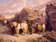 Art - Oil Paintings - Masterpiece #3015 - John F Herring - The Quarry - Museum Quality