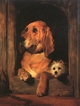 Art - Oil Paintings - Masterpiece #3021 - Sir Edwin Landseer - Dignity and Impudence - Gallery Quality