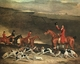 Art - Oil Paintings - Masterpiece #3022 - Benjamin Marshall - Francis Dukinfield Astley and his Harriers - Gallery Quality