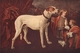 Art - Oil Paintings - Masterpiece #3038 - FYT, Jan - Big Dog, Dwarf and Boy df - Museum Quality