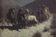 Art - Oil Paintings - Masterpiece #3078 - Frederic Remington - A Taint on the Wind (mk43) - Museum Quality